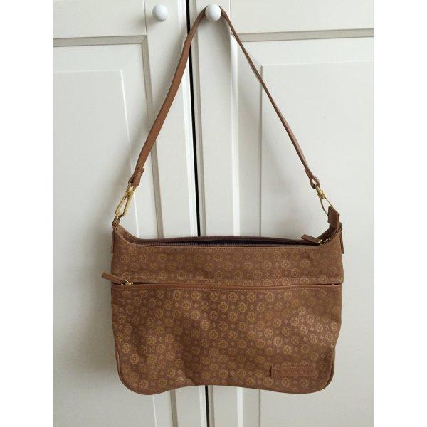 Beige Handtasche von Kookai