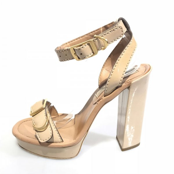 Beige Stella McCartney High Heel