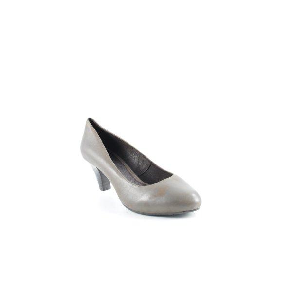 Belmondo High Heels ocker Business-Look