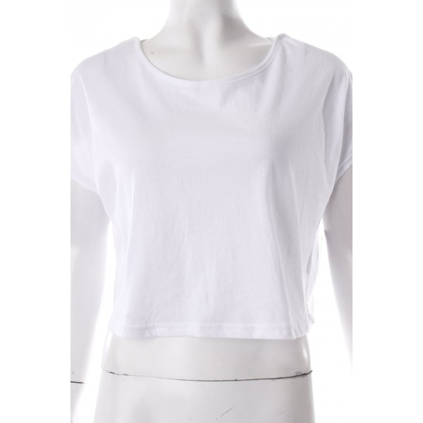 Bench T-Shirt weiß