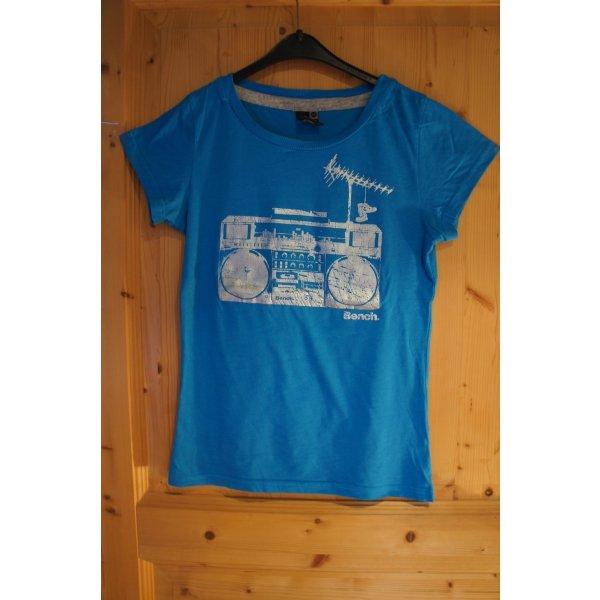 Bench Tshirt hellblau Größe XS