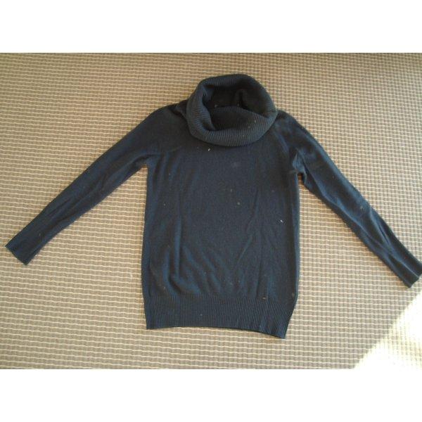 Benetton Pulli Pullover taubenblau XS Wolle