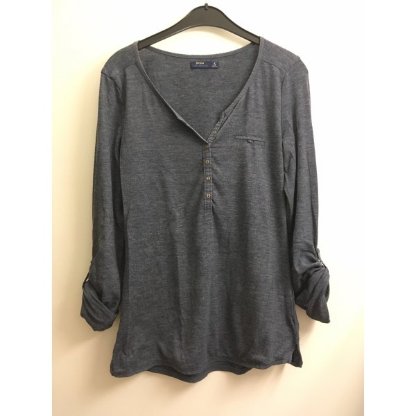 Bershka 3/4-ärmeliges Shirt