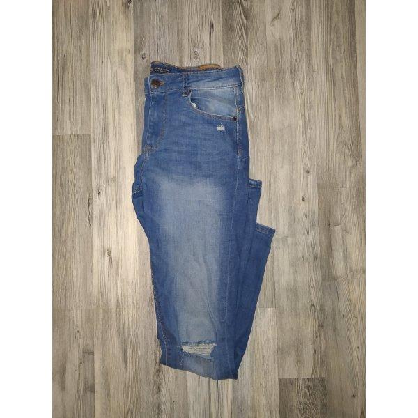 Bershka High Waist Jeans Gr.40