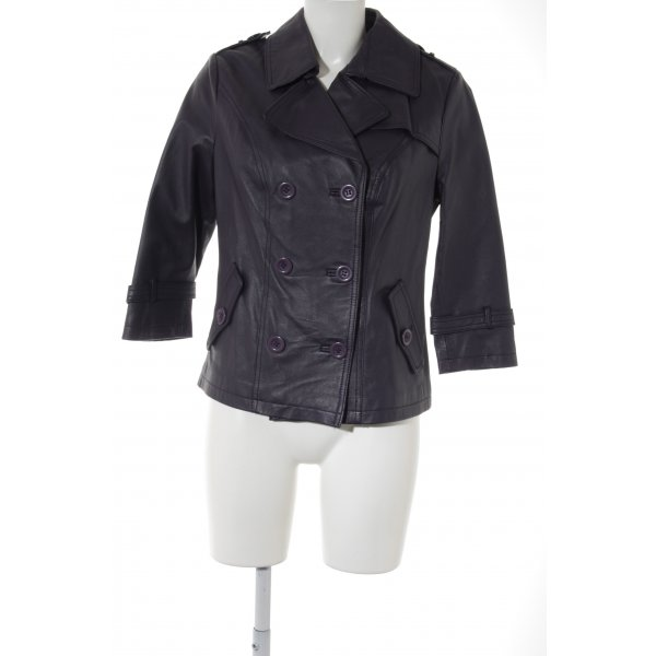 Best Connections Short Jacket blackberry-red casual look