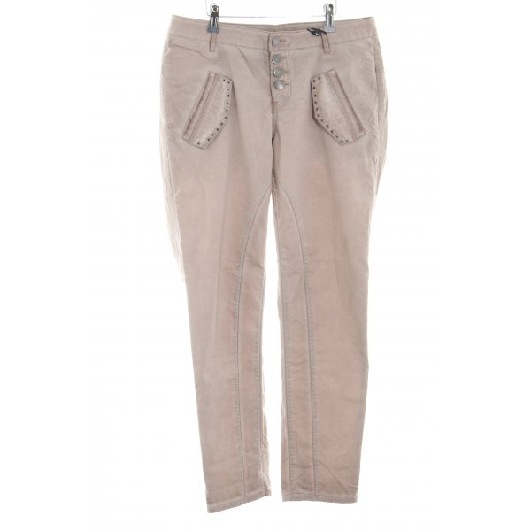 Best Connections Stretchhose creme Casual-Look