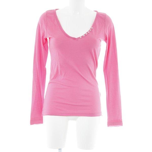 Better Rich Longsleeve pink Casual-Look