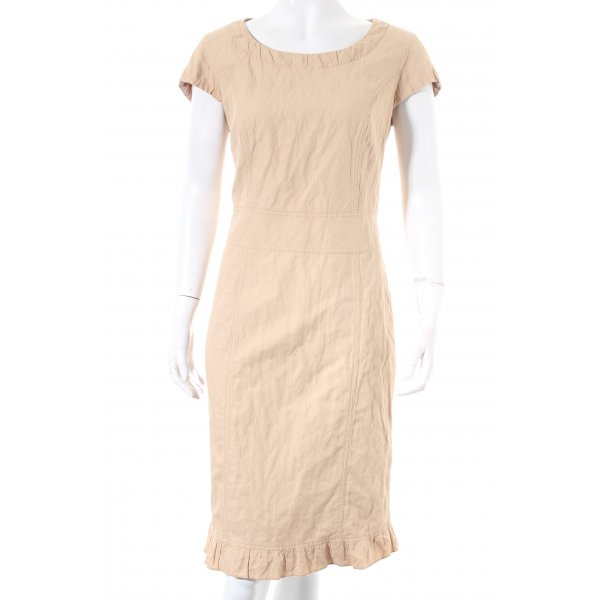 Betty Barclay Etuikleid beige Casual-Look