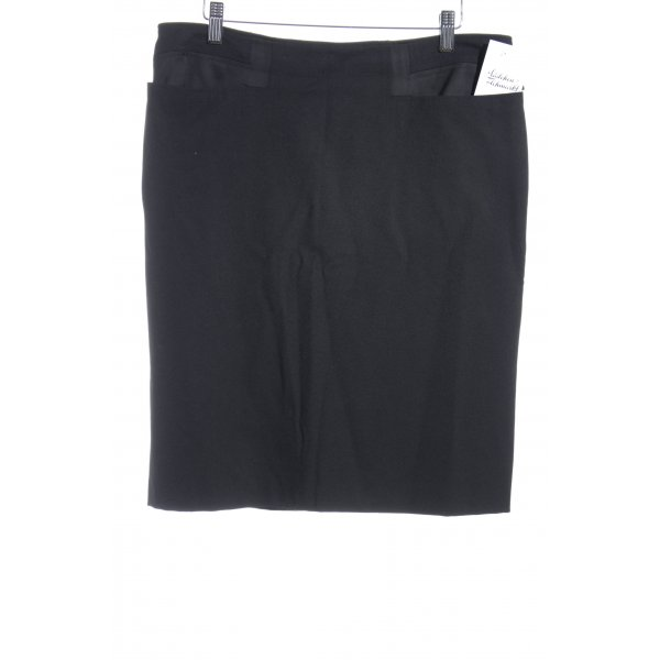 Betty Barclay High Waist Rock schwarz Elegant