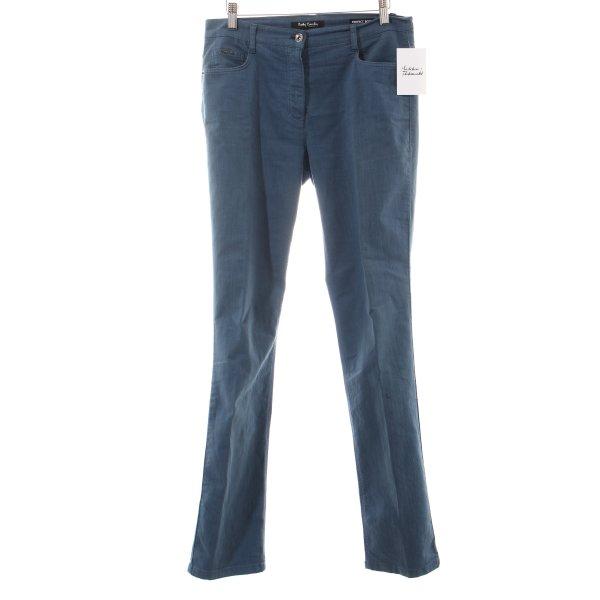 Betty Barclay Stretch Jeans stahlblau Casual-Look