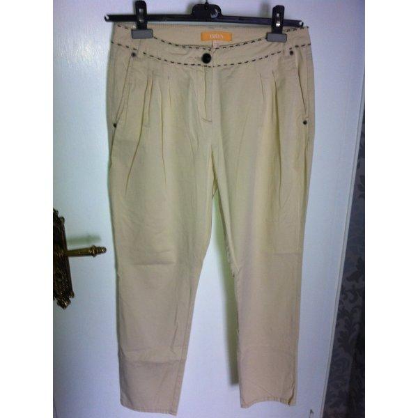 Biba Pantalone crema