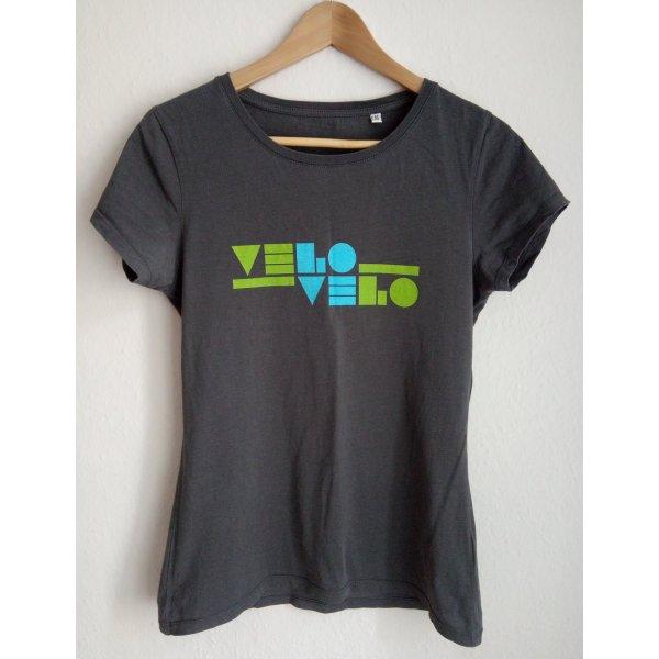 Bike-Shirt für Radelgirls T-Shirt Bio-Baumwolle