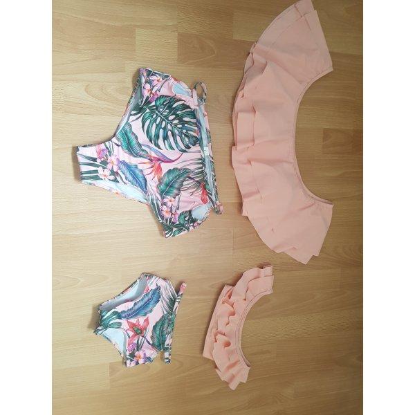Bikini Matching Outfit Mama und Tochter