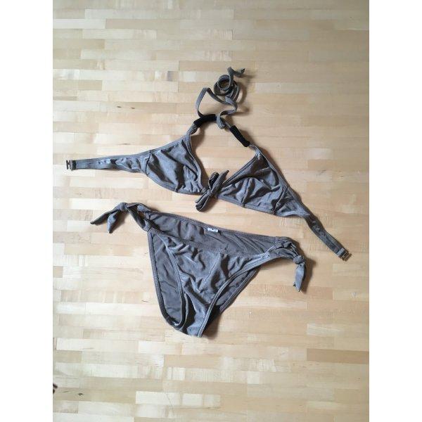 Bikini von Jolidon in Taupe