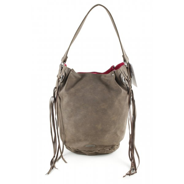billa bong Carry Bag dark brown casual look
