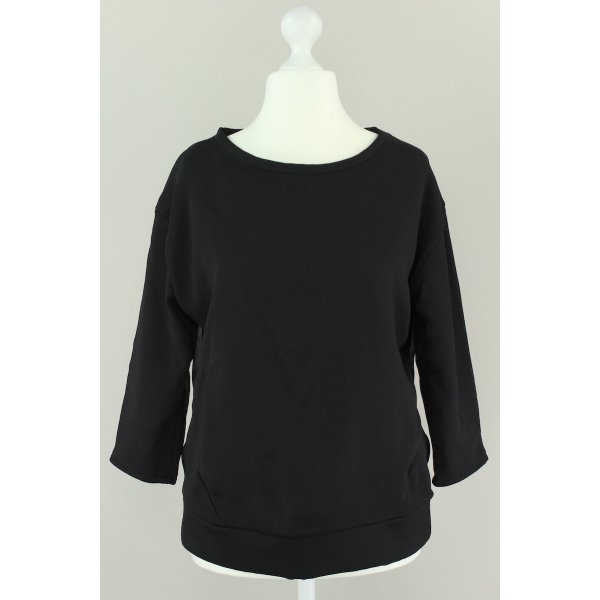 Blacky Dress Pullover mit 3/4 Ärmeln schwarz Größe 40 1710480380622