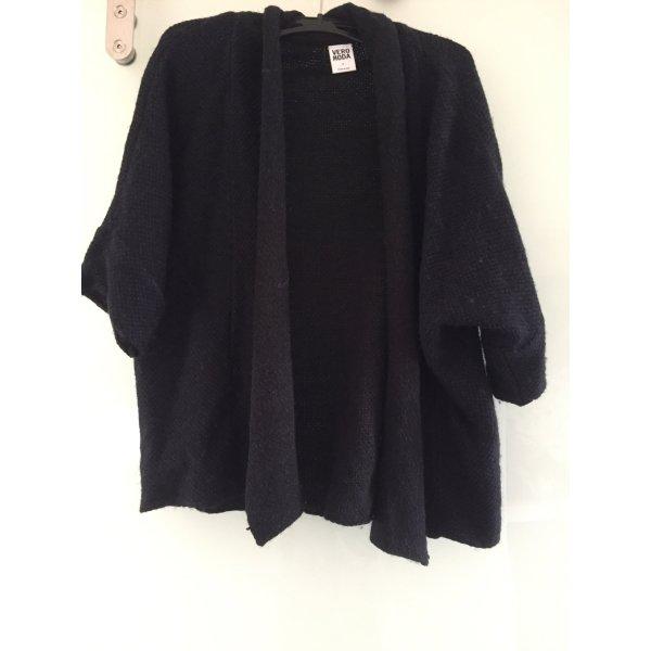 Blau/schwarze Weste von Vero Moda