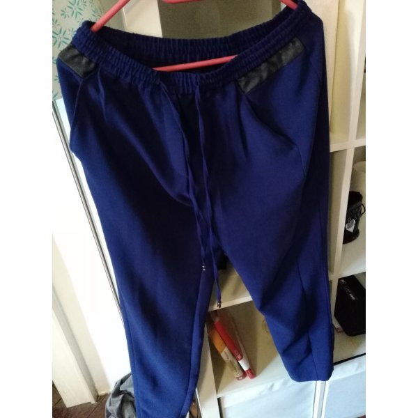 Blaue hübsche Jogginghose von MANGO Gr.M.