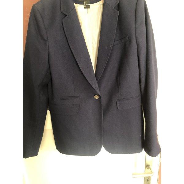 Blauer Blazer H&M