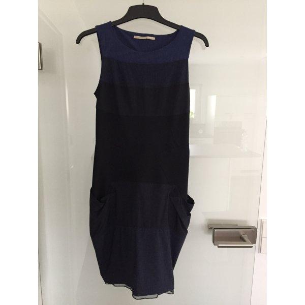 Blaues Kleid von Girbaud in Größe 34
