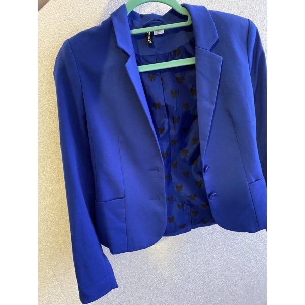 Blazer blau Gr. 36