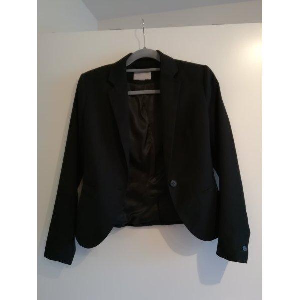 Blazer H&M schwarz