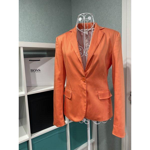 Blazer Zara orange Gr S
