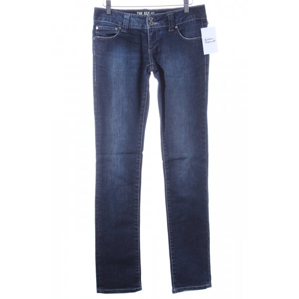Blend Jeans a sigaretta blu scuro stile casual