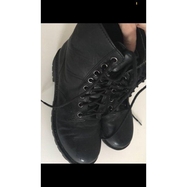 Blogger Boots schwarz