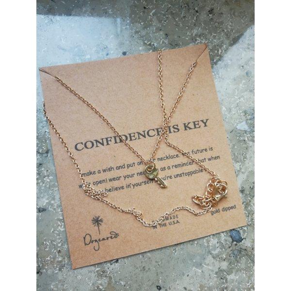 Blogger Kette Confidence Key