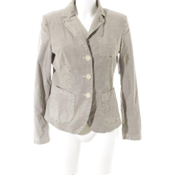 Blonde No. 8 Unisex-Blazer graugrün Business-Look