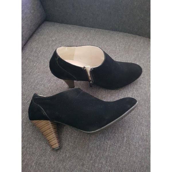 Blue Motion High Heels black