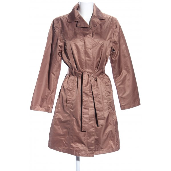 Blue Motion Trenchcoat braun Casual-Look