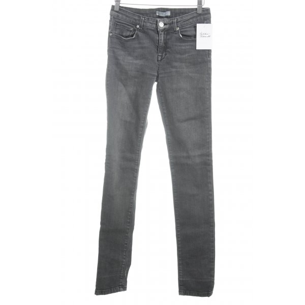 Blue Strenesse Skinny jeans grijs casual uitstraling
