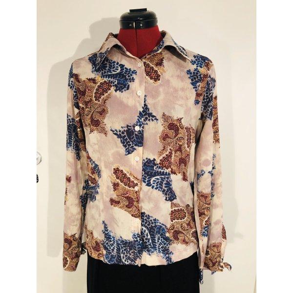 Bluse mit floralem Paisley-Muster