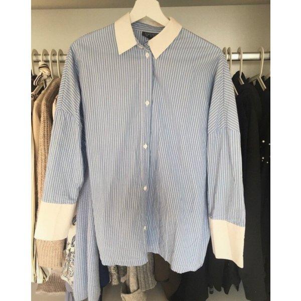 Bluse Oversized topshop