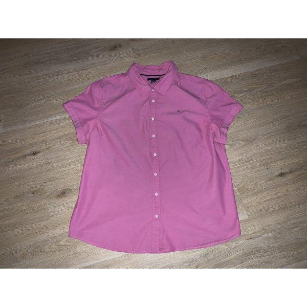 Bluse Rosé Tommy Hilfiger XXL
