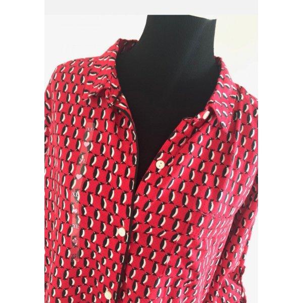 Victoria's Secret Blouse-chemisier rouge
