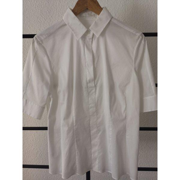 Hugo Boss Blouse Shirt white