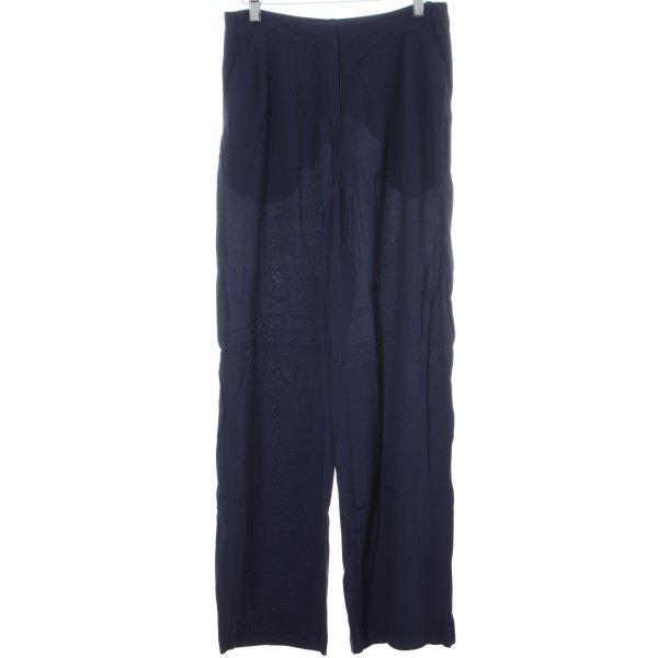 Boden Culottes blau Casual-Look