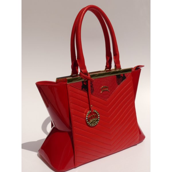 Body Handtasche neu mit Etikett Damentasche Henkeltasche Miss Germany Luxury Collection