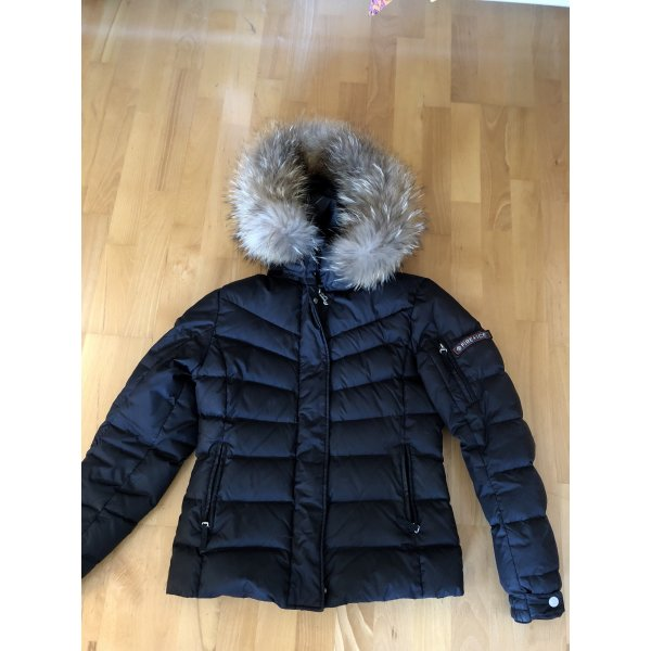 Bogner Fire and Ice Winterjacke, Daunenjacke mit Fellkapuze