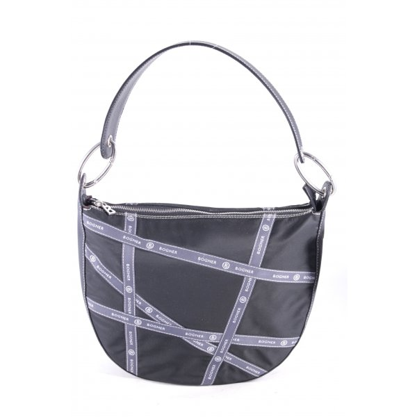 Bogner Carry Bag black-grey casual look