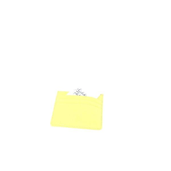 Bogner Kaartetui geel structuur stijl