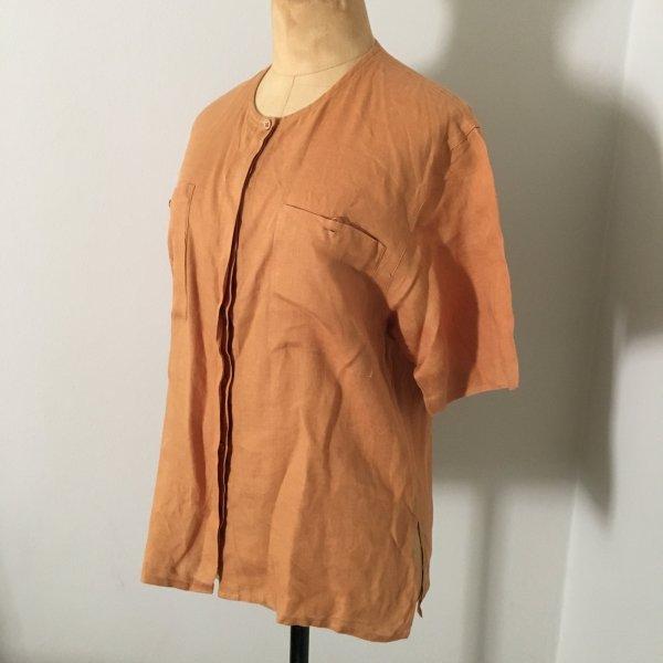 Bogner Vintage Leinen Bluse Gr. 38 top