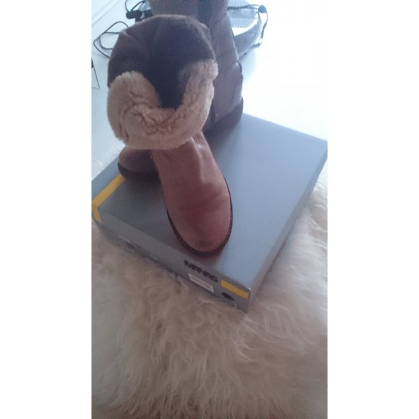 Manas Boots light brown