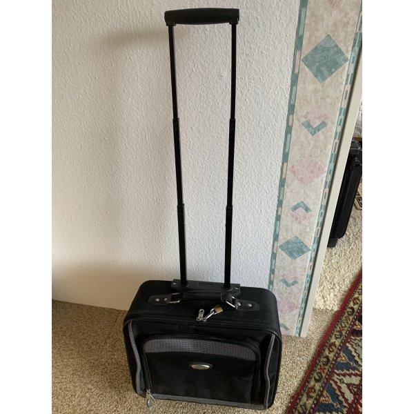 Bordcase /Trolley schwarz von Rome