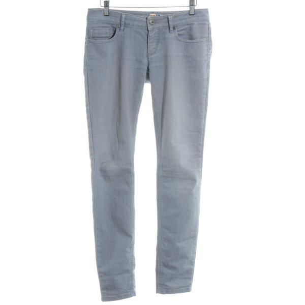Boss Orange Skinny Jeans grau Casual-Look