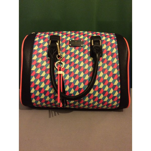 Pauls Boutique Bolso de bolos multicolor
