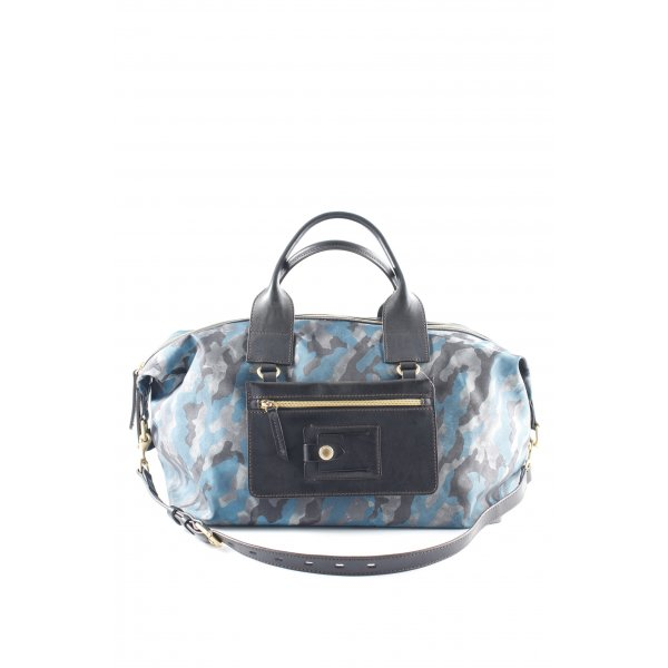 Bowlingtasche Camouflagemuster Casual-Look